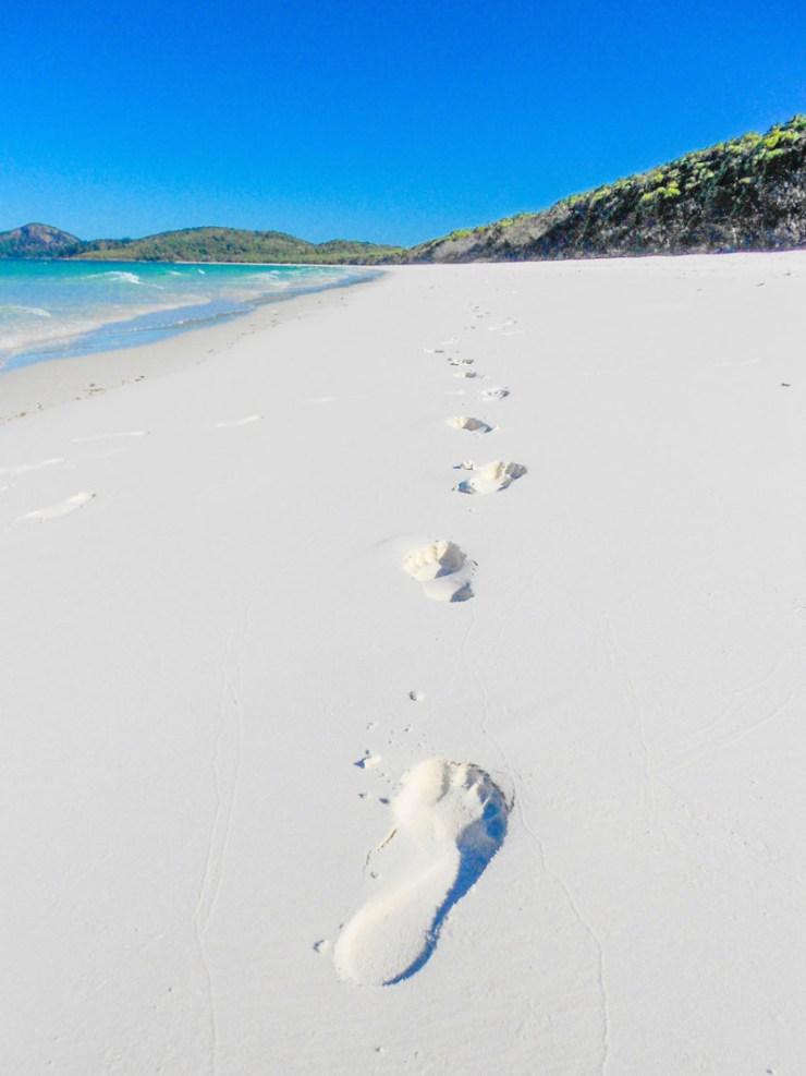 Whitehaven Beach Whitsundays Queensland