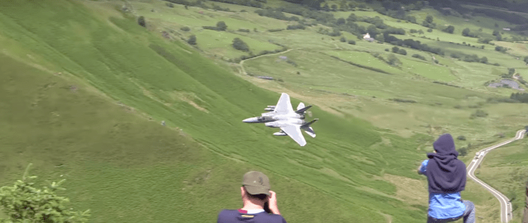 Mach Loop Whales Fighter Jets 2