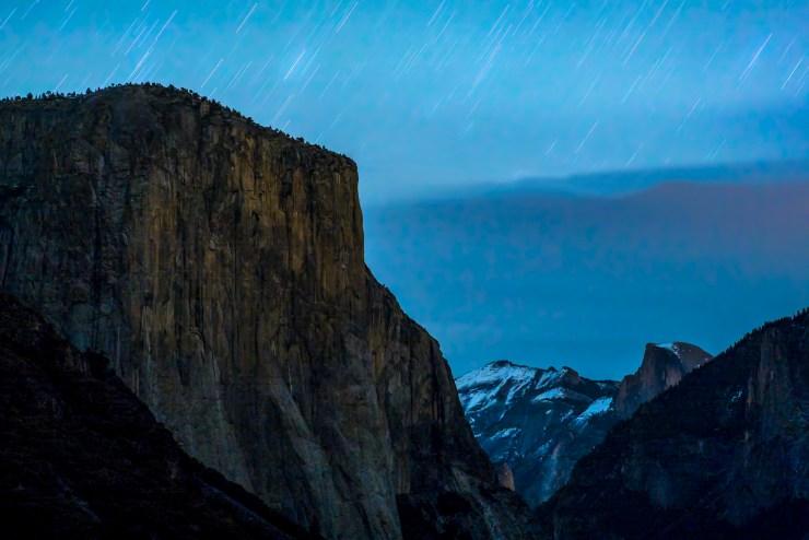 AndyBest_YosemiteStarTrails