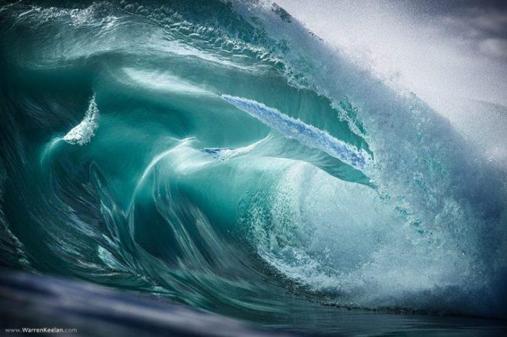 Shipstern's Surf Break in Tasmania, Australia is one of a kind. Photo by Warren Keelan.