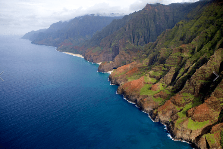 Kauai From The Air Matador Network 1