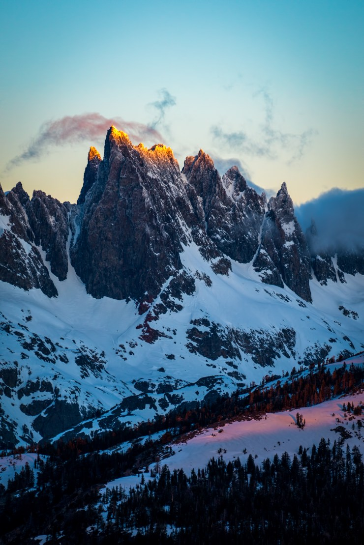 Mammoth Mountain, California: Photo by Andy Best