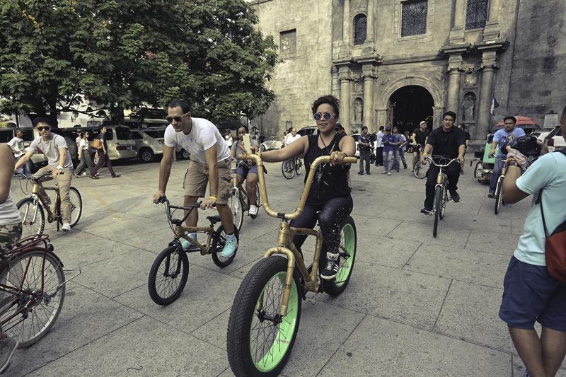 bikes-in-manila