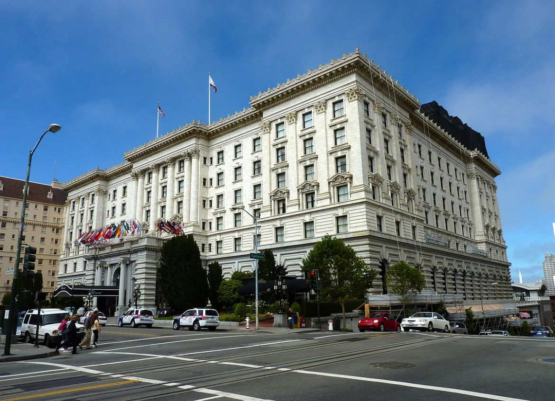 7 Visually Stunning Historic Hotels in San Francisco