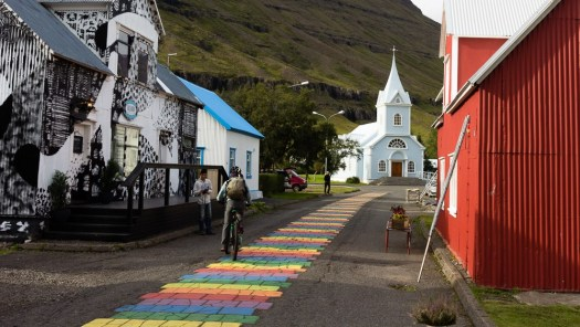 Quirky towns in Iceland