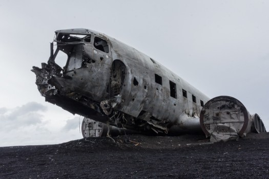 Must see in South Iceland - Solheimasandur Plane Wreck