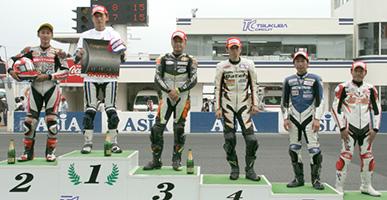 2014筑波ロードレース選手権シリーズ第4戦