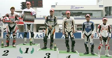 2014筑波ロードレース選手権シリーズ第4戦 S80