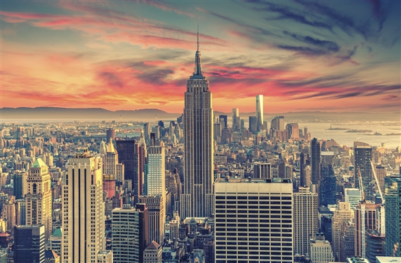 empire state building getty zsolt hlinka - Congrats New York, for becoming the first state to offer tuition-free four-year college!