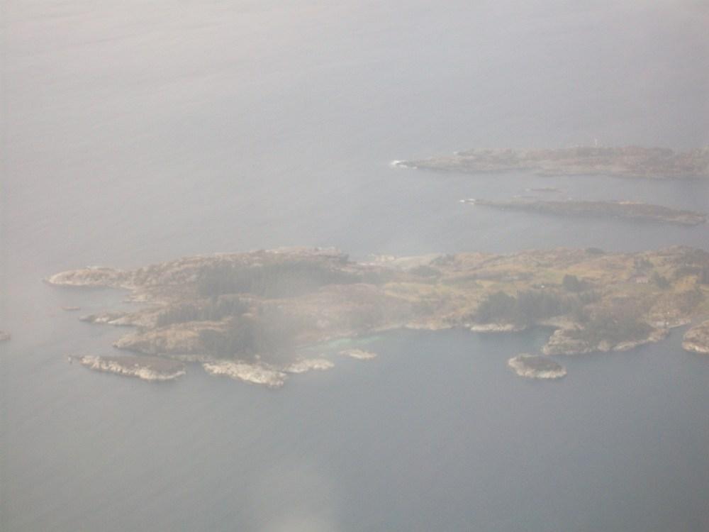 Flying into Haugesund, Viking Homeland, Western Norway (2/6)