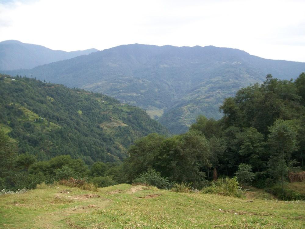Jiri - Gokyo Nepal Trek Shivalaya Photos (1/6)