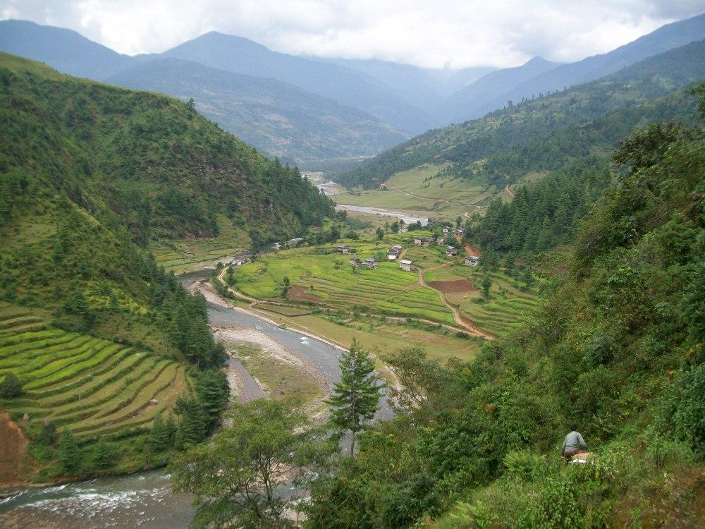 Jiri - Gokyo Nepal Trek Shivalaya Photos (6/6)