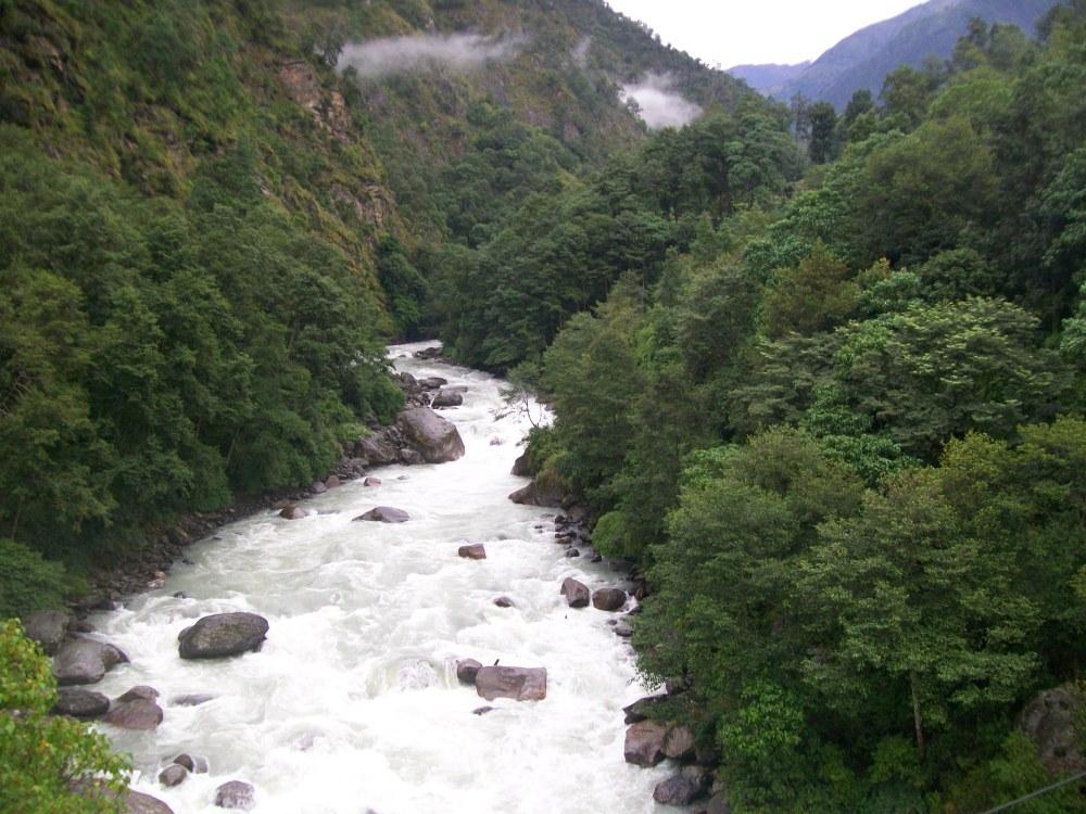 Nepal Everest View Trek Dudh Koshi Photos (1/6)