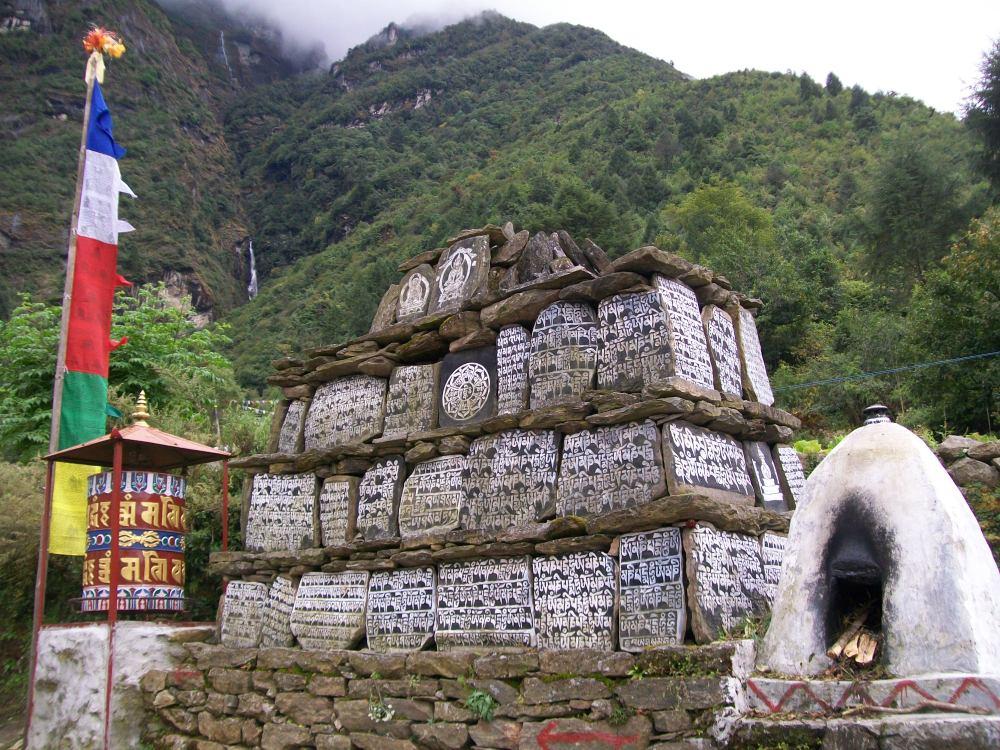 Jiri to Gokyo Everest View Himalayas Trek (1/4)