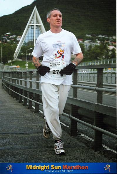 Tromso, Norway Midnight Sun Marathon Photo