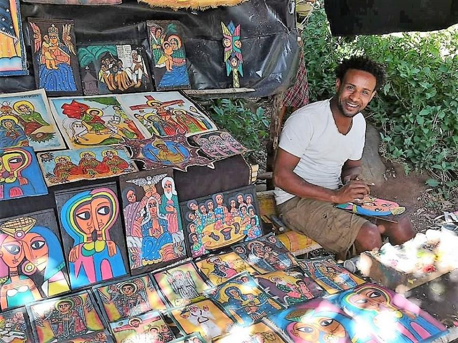 非洲衣索比亞 最被世人誤解的國度─衣索比亞Ethiopia文明古國原始部落