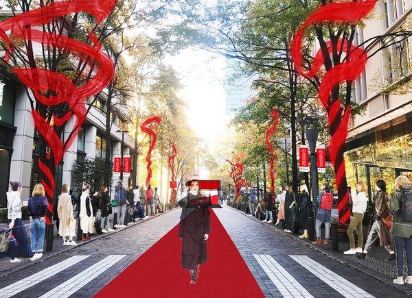 日本國內最大規模時尚藝術活動 Tokyo Creative Salon東京創意盛典3月驚艷登場日本橋、丸之內、涉谷、銀座、代官山
