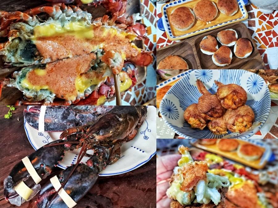 海鮮網購新鮮宅配 大丈夫水產波士頓龍蝦買一送一 蝦蟹魚貝明太子海鮮食譜懶人上菜