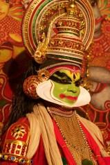 Kathakali in Munnar