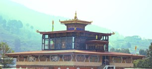 Lakhang - A good example of Bhutanese Architecture