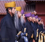 The highlight of October's Shuri Castle Festival is a lavish recreation of the 1800 Sappou Coronation, which formalized the Chinese Emperor's recognition of the Ryukyu King. This was particularly important for the islanders as it gave them both protection and the right to trade with China.