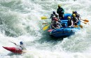 River Rafting is done in one of the famous rivers of Nepal known as Trisuli which is located just 3 to 3.5 hour drive from Kathmandu the capital city of Nepal. It is an exciting and fun adventure water sport.