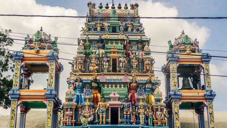 Multireligious Sri Lanka