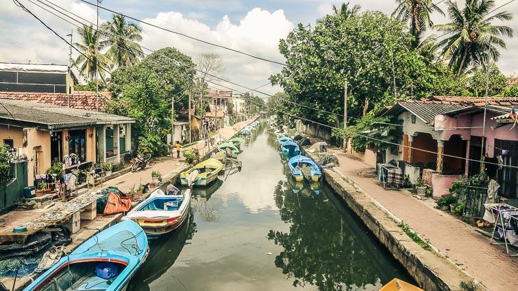 Negmbo, Sri Lanka.