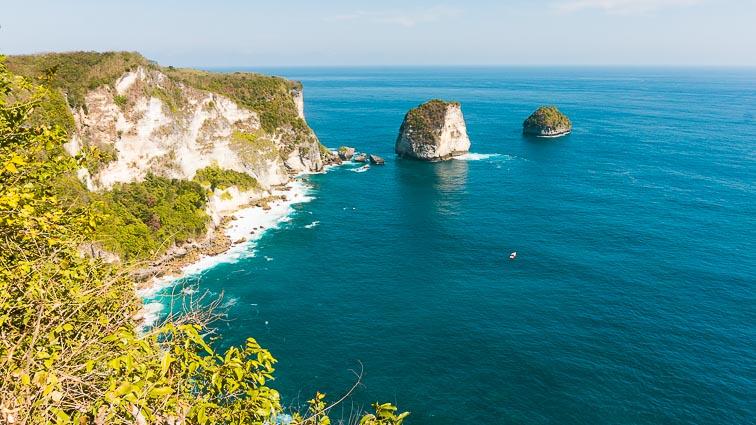 Nusa Penida. Manta Point