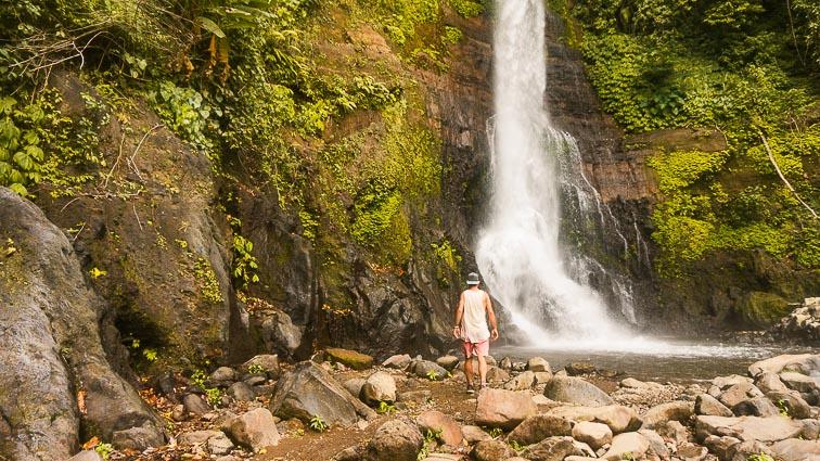 Bali Itinerary. Waterfalls