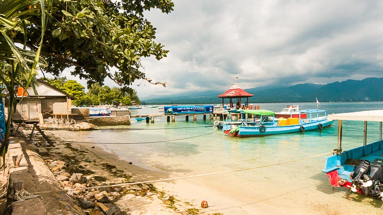 Bali Itinerary. Gili Islands