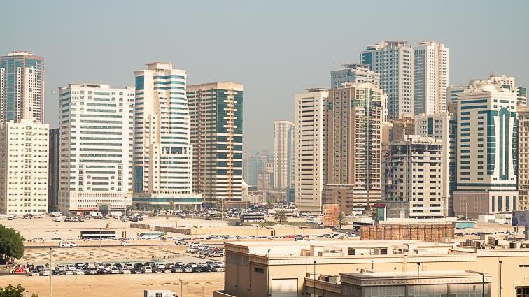 High rise buildings in Dubai. How expensive is Dubai?
