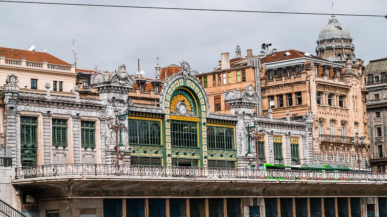Bilbao's station