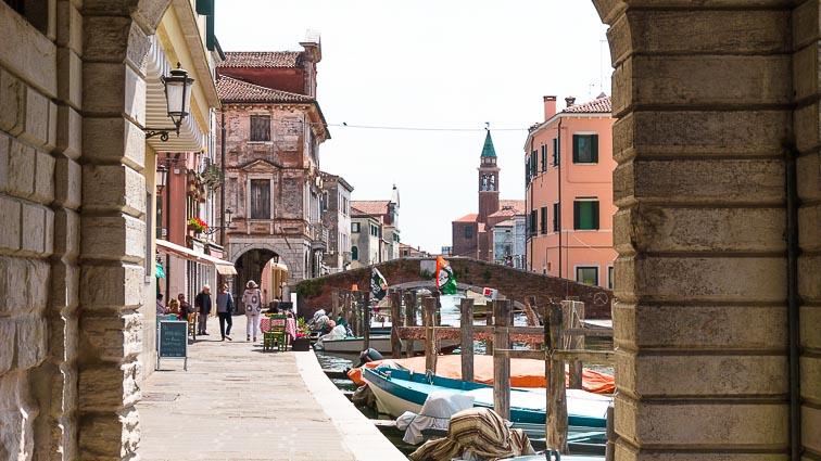 Brdiges in Chioggia