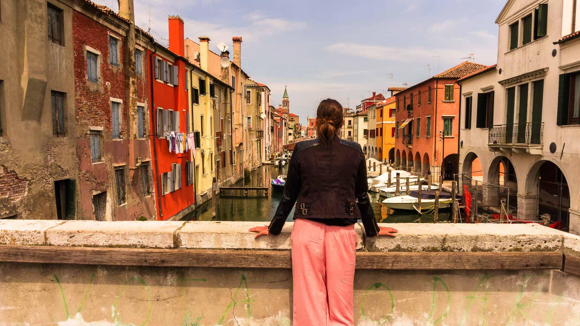 Chioggia Little Venice Italy