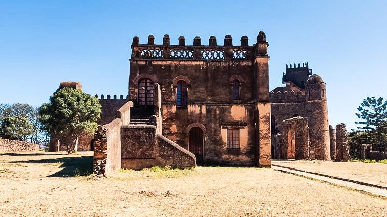 Castle near Gondar