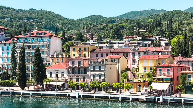 Things to do around Lake Garda. Gardone Riviera