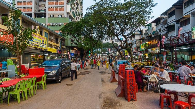 Jalan Alor, Kuala Lumpur. Things to do in Malaysia