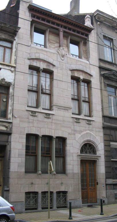 Autrique House exterior