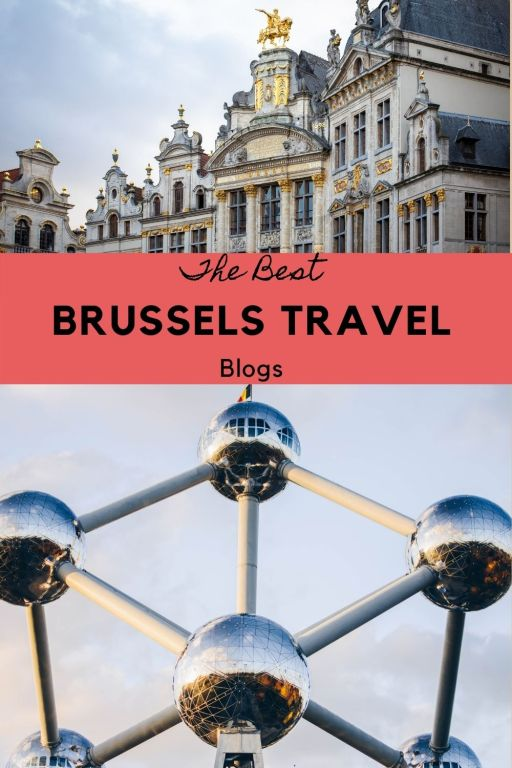 pin The Best Brussels Travel Blog to Pinterest!