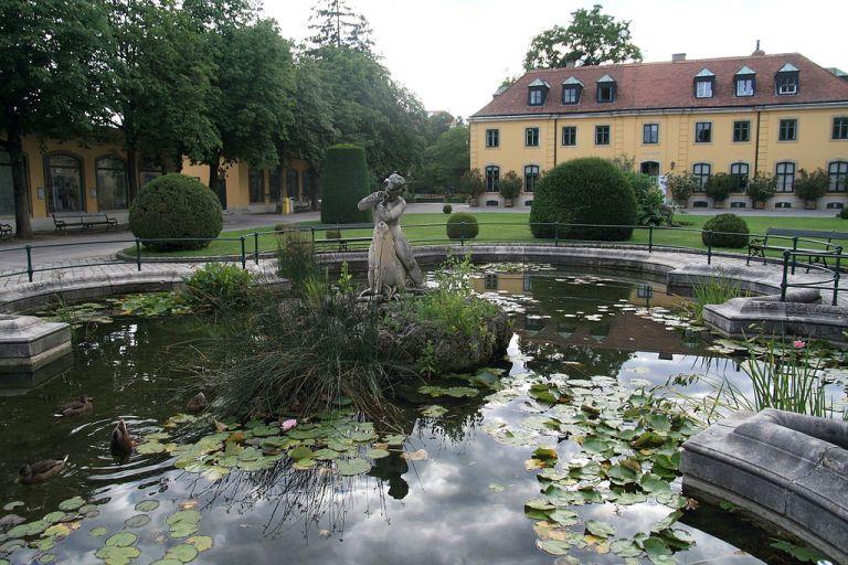Tiergarten Schonbrunn Vienna