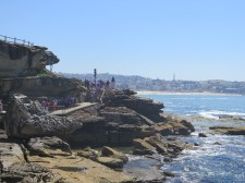 Bondi to Coogee Coastal Walk with Sculpture by the Sea exhibit