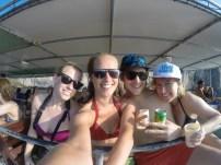 Kara, me, Garrett and Kate