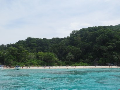 Similan Islands beach