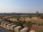 Views from Shwesandaw Pagoda