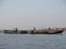 More fishermen