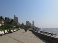 Beachside in Bandra
