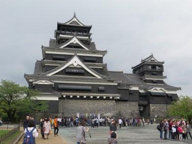Kumamoto castle keep