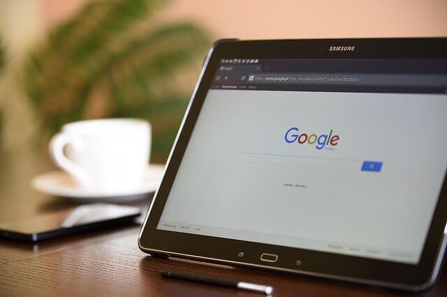 search, book in advance, google