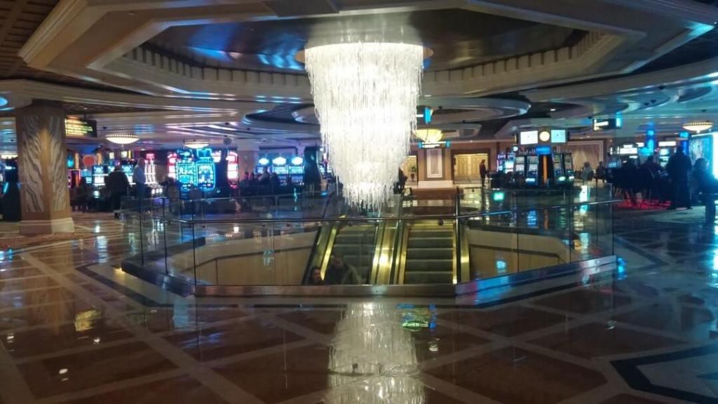Caesars Palace, Atlantic City, travel blog